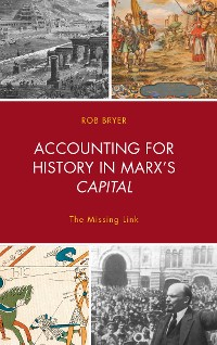 Cover Accounting for History in Marx's Capital