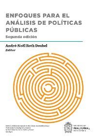 Cover Enfoques para el análisis de políticas públicas
