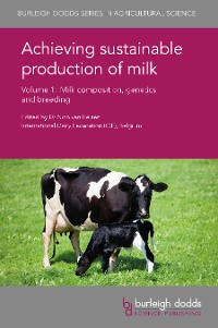 Cover Achieving sustainable production of milk Volume 1