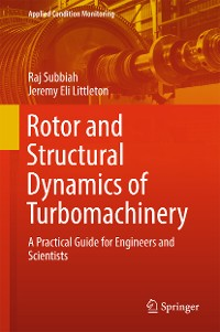 Cover Rotor and Structural Dynamics of Turbomachinery