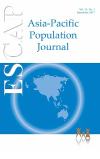 Cover Asia-Pacific Population Journal, Vol. 32 No. 2, December 2017