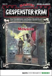Cover Gespenster-Krimi 36 - Horror-Serie