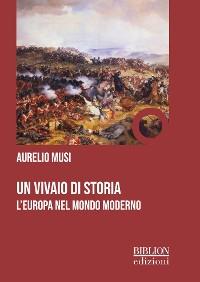 Cover Un vivaio di storia