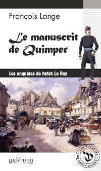 Cover Le manuscrit de Quimper