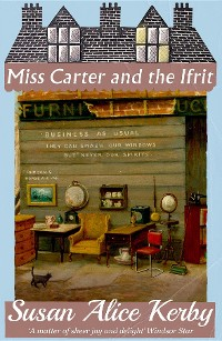 Cover Miss Carter and the Ifrit