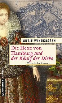 Cover Die Hexe von Hamburg und der König der Diebe