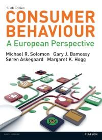 Cover Consumer Behaviour
