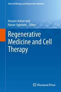 Cover Regenerative Medicine and Cell Therapy