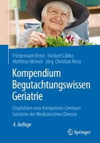 Cover Kompendium Begutachtungswissen Geriatrie