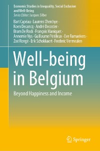 Cover Well-being in Belgium