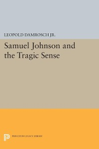 Cover Samuel Johnson and the Tragic Sense
