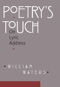 Cover Poetry's Touch