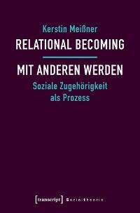 Cover Relational Becoming - mit Anderen werden