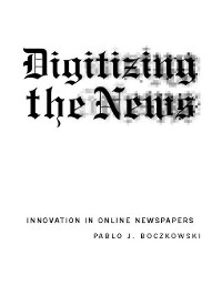 Cover Digitizing the News