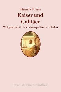 Cover Kaiser und Galiläer