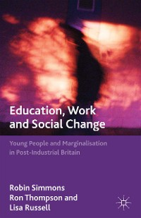 Cover Education, Work and Social Change