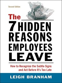 Cover The 7 Hidden Reasons Employees Leave