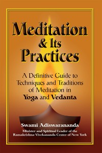 Cover Meditation & Its Practices