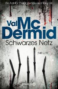 Cover Schwarzes Netz