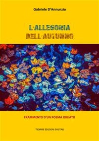 Cover L'allegoria dell'autunno