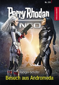 Cover Perry Rhodan Neo 224: Besuch aus Andromeda