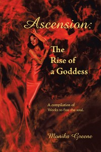 Cover Ascension:  the Rise of a Goddess.