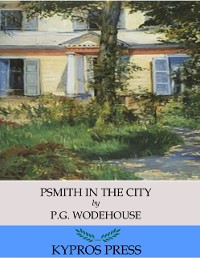 Cover Psmith in the City