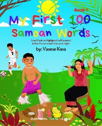 Cover My First 100 Samoan Words Book 1