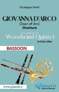 Cover Giovanna d'Arco - Woodwind Quintet (BASSOON)