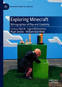 Cover Exploring Minecraft