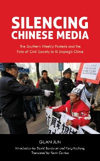 Cover Silencing Chinese Media