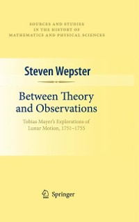 Cover Between Theory and Observations