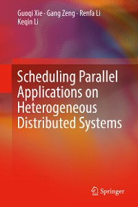 Cover Scheduling Parallel Applications on Heterogeneous Distributed Systems
