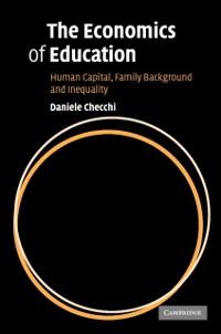 Cover Economics of Education
