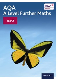 Cover AQA A Level Further Maths: Year 2
