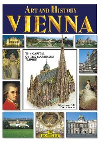 Cover Vienna Art and History - English Edition