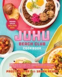 Cover Juhu Beach Club Cookbook