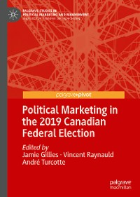 Cover Political Marketing in the 2019 Canadian Federal Election