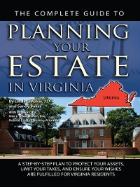 Cover The Complete Guide to Planning Your Estate in Virginia