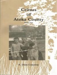 Cover Crimes of Atoka County - Book One