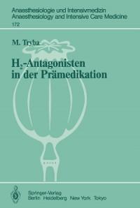 Cover H2-Antagonisten in der Pramedikation