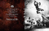 Cover TIER The Enhanced Role-Playing Game 2nd Edition