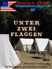 Cover Pferdesoldaten 07 - Unter zwei Flaggen