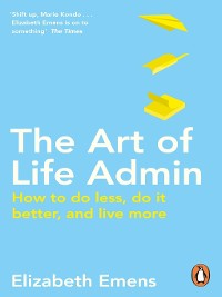 Cover The Art of Life Admin