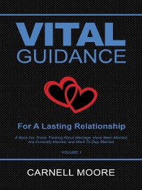 Cover Vital Guidance for a Lasting Relationship