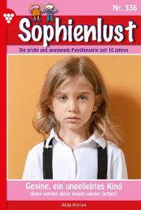 Cover Sophienlust 336 – Familienroman