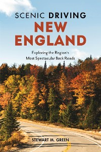 Cover Scenic Driving New England
