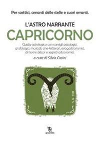Cover L'astro narrante – Capricorno