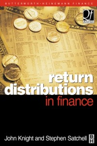 Cover Return Distributions in Finance