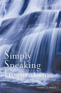 Cover Simply Speaking Inspirations